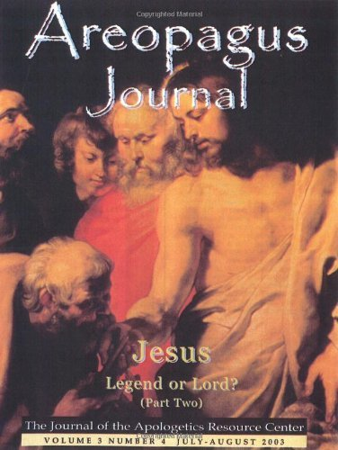 Christian Economics. The Areopagus Journal of the Apologetics Resource Center. Volume 10, Number 4.
