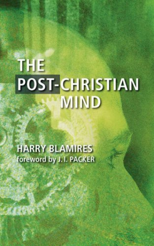 The christian mind harry blamires