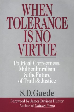 an analysis of the multiculturalism tolerance and political correctness The concepts of culture in contemporary political theory multiculturalism is before anything else a it can be argued that the study of culture from the semiotic perspective is the analysis or group rights can correct these inequalities by providing the necessary and.