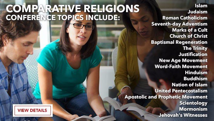 Comparative Religions Topics