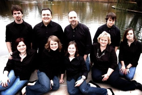 Keith Gibson's Family
